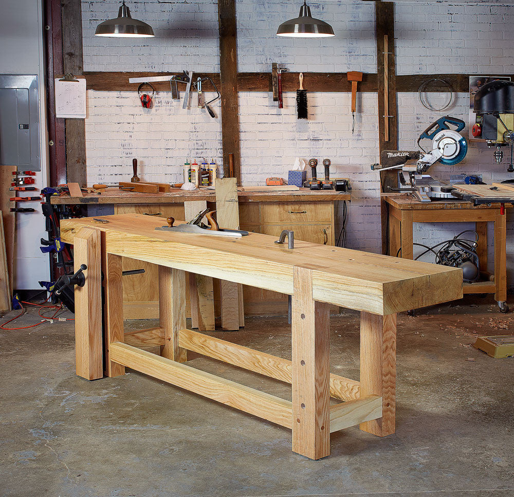Roubo Workbench: By Hand & Power Video (Streaming & Download only)