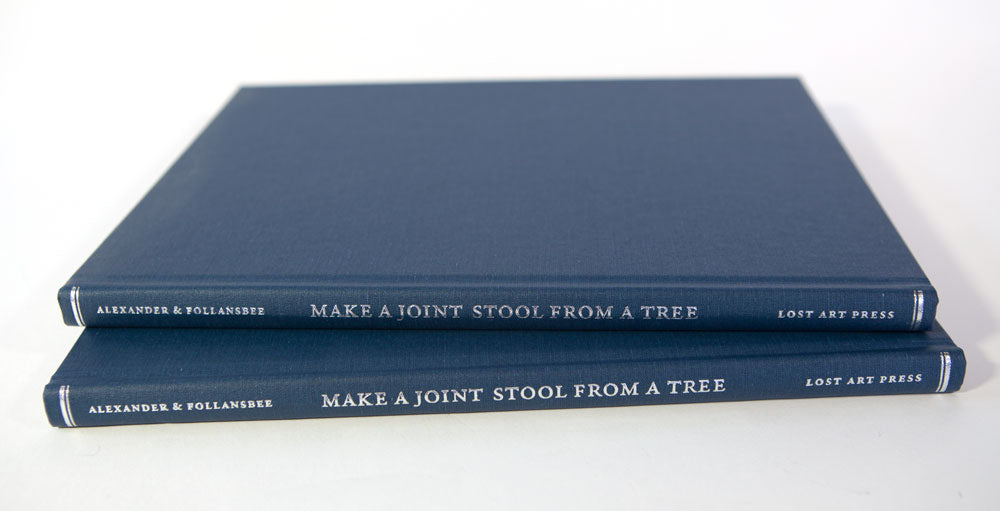 Make a Joint Stool from a Tree