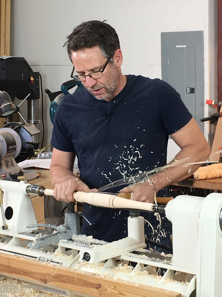 Spindle Turning for Furniture with Peter Galbert (Streaming & Download only)