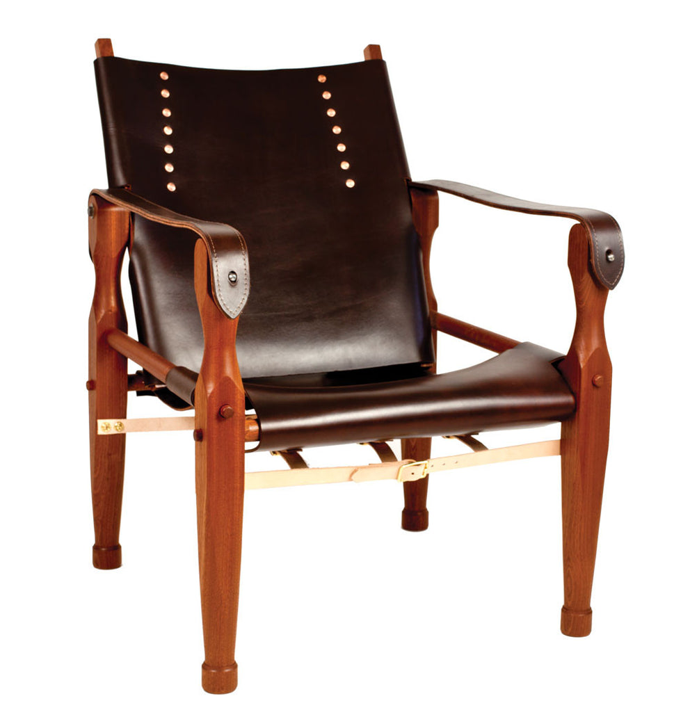 Roorkee Chair featured in the book