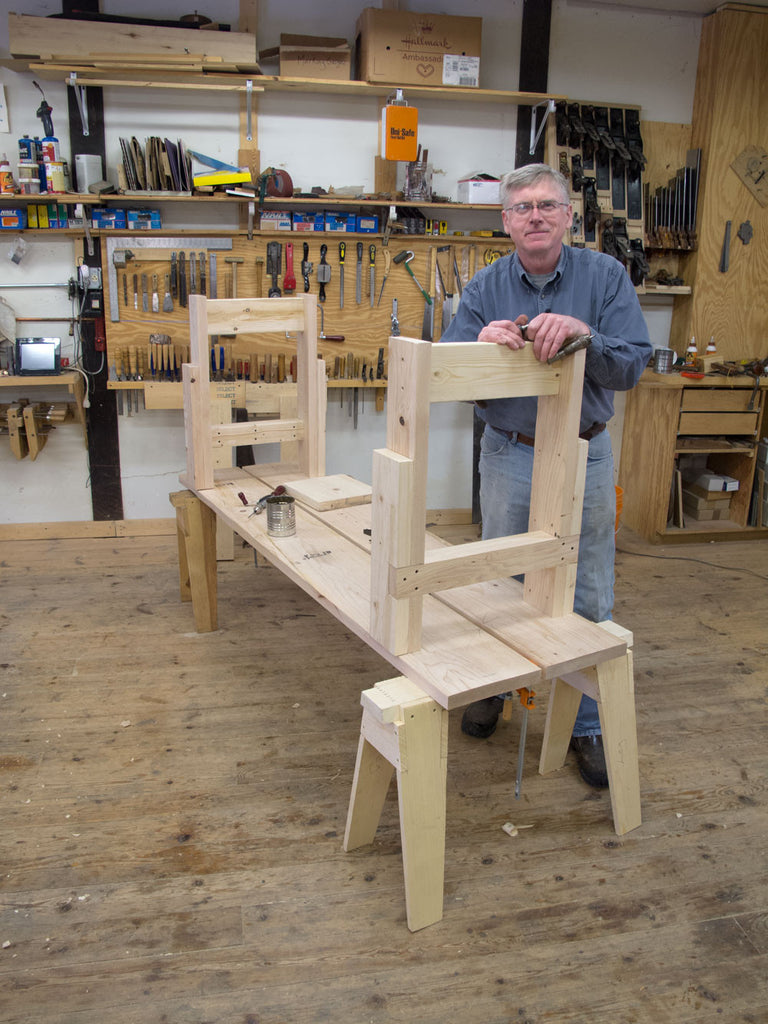 The Naked Woodworker (Streaming & Download only) – Lost Art Press