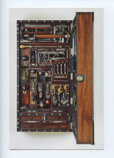 Virtuoso: The Tool Cabinet and Workbench of Henry O. Studley
