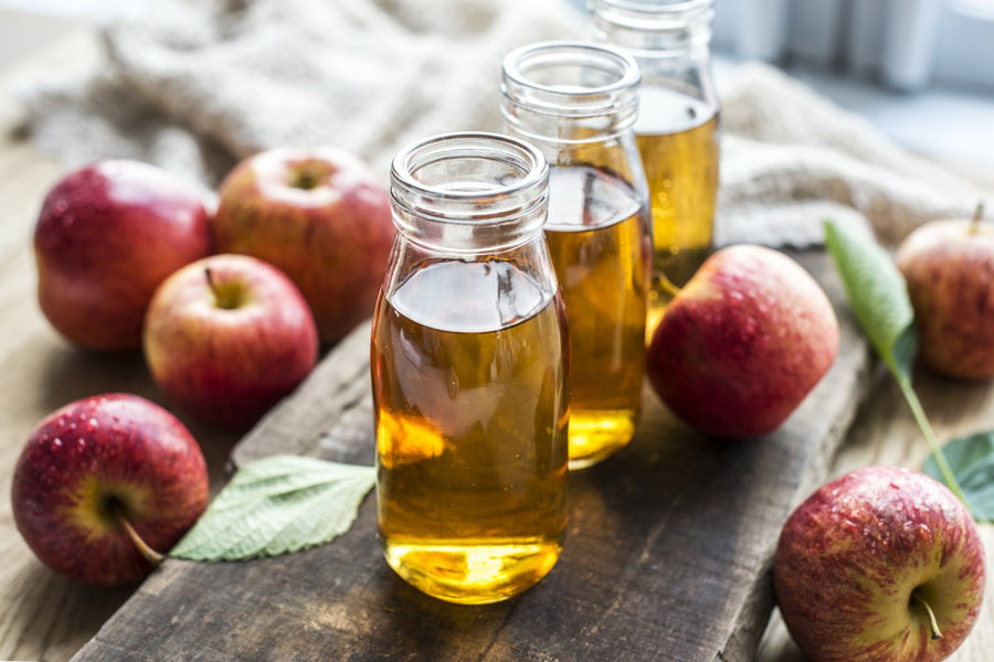 Apple Cider Vinegar (WebMD)