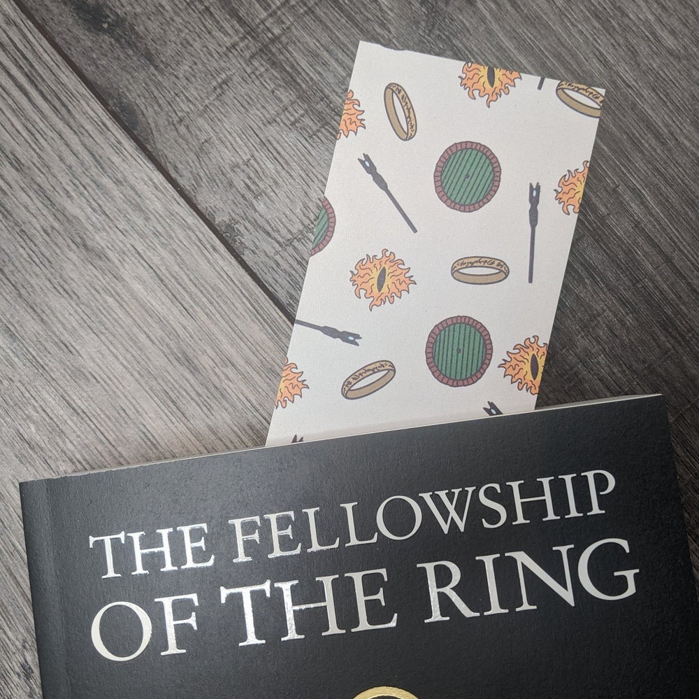 The Ring Bookmark