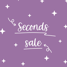 Load image into Gallery viewer, Seconds Sale!