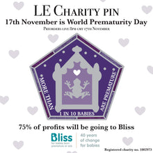 Load image into Gallery viewer, PREORDER Bliss Charity Card Pin