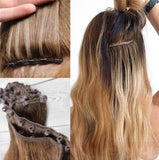 LAGAH Premium, Beaded Weft Hair Extensions - LAGAH Hair Products