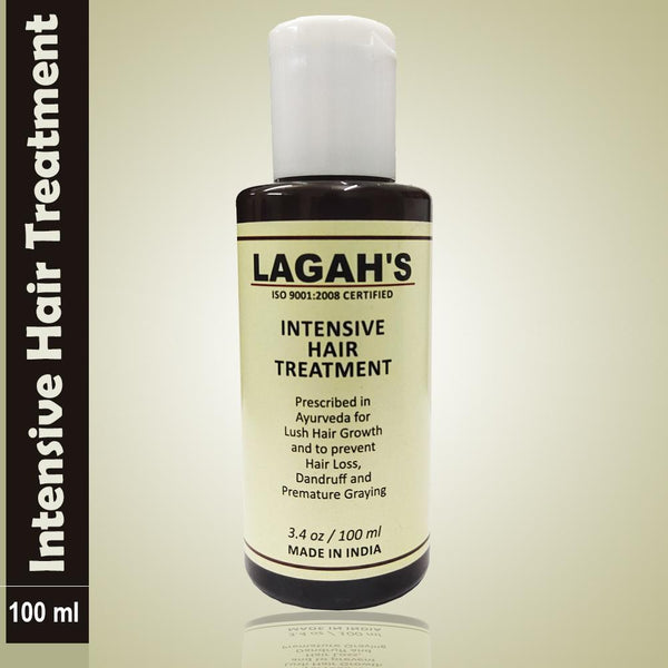 LAGAH'S , INTENSIVE HAIR TREATMENT - LAGAH Hair Products