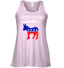 Apparel Bella Women's Flowy Tank / Soft Pink / S Not Today Trump For 2020 PL004
