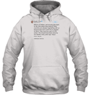 Apparel Unisex Heavyweight Pullover Hoodie / Ash Grey / S Trump Quote Twitter PT170504
