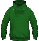 Apparel Unisex Heavyweight Pullover Hoodie / Irish Green / S Trump Quote Twitter PT170504