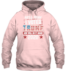 Apparel Unisex Heavyweight Pullover Hoodie / Light Pink / S I Voted Trump 2020 PT170501