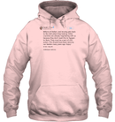 Apparel Unisex Heavyweight Pullover Hoodie / Light Pink / S Trump Quote Twitter PT170504