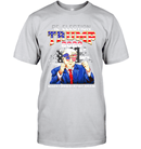 Apparel Unisex Short Sleeve Classic Tee / Ash / S Re Election Trump 2020 PT170503