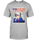 Apparel Unisex Short Sleeve Classic Tee / Light Steel / S Re Election Trump 2020 PT170503