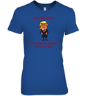 Apparel Womens Relaxed Fit Tee / Deep Royal / S Great Dad Trump 2020 PL 001