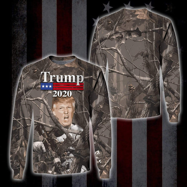 Shirts S / Sweater Maga Trump Southern support 2020