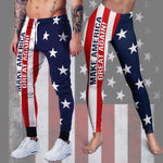 Sweatpants S / Sweatpants Maga- Keep American Great Again- Donald Trump 2020 Sweatpants
