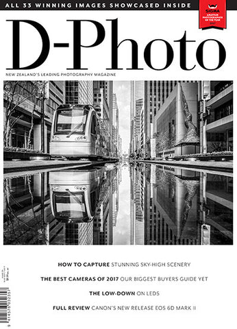 Digital subscription to D-Photo magazine