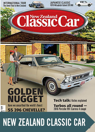 New Zealand Classic Car magazine subscription options