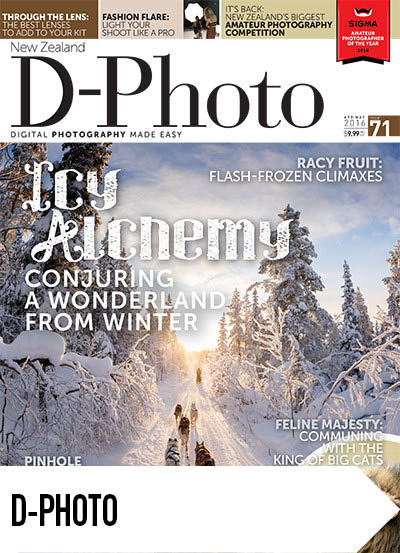 D-Photo magazine subscription options