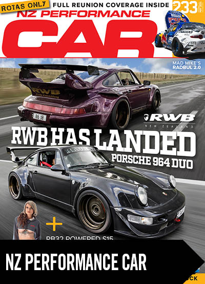 NZ Performance Car magazine subscription options
