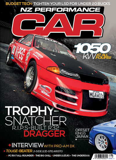 NZ Performance Car 213, September 2014