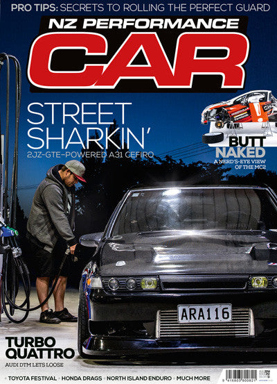 NZ Performance Car 212, August 2014