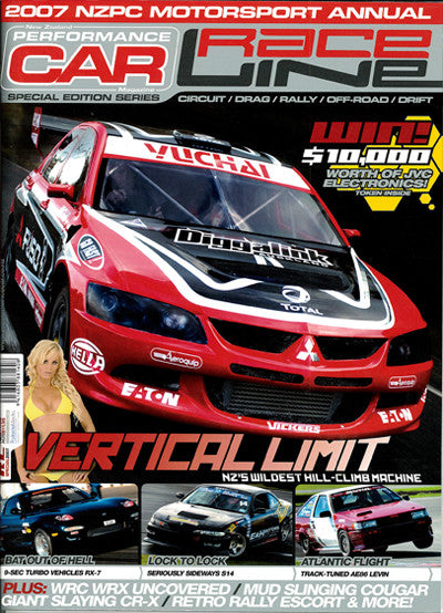 NZ Performance Car Special Edition — Raceline 2007
