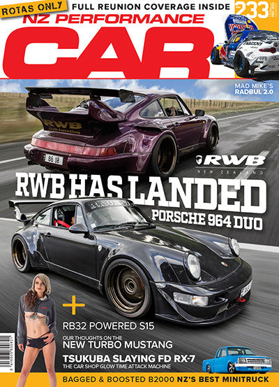 NZ Performance Car 233, May 2016