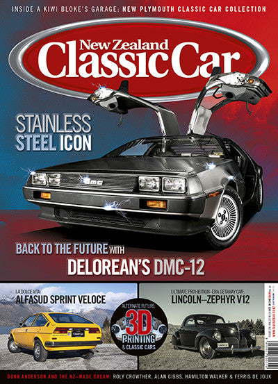 New Zealand Classic Car 274, October 2013