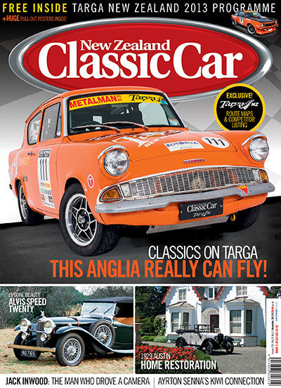 New Zealand Classic Car 275, November 2013