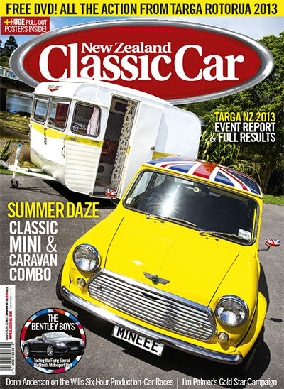 New Zealand Classic Car 276, December 2013