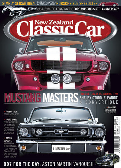 New Zealand Classic Car 280, April 2014