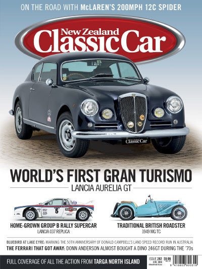New Zealand Classic Car 282, June 2014