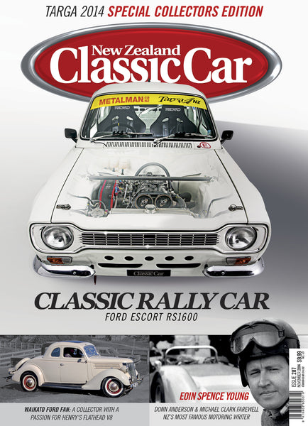 New Zealand Classic Car 287, November 2014