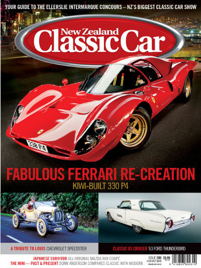 New Zealand Classic Car 290, February 2015
