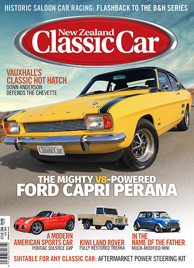 New Zealand Classic Car 294, June 2015