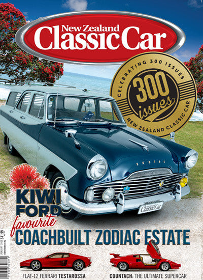 New Zealand Classic Car 301, January 2016