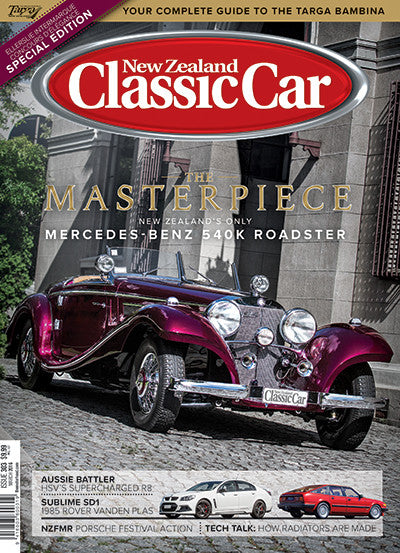 New Zealand Classic Car 303, March 2016