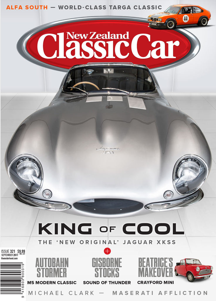 New Zealand Classic Car 321, September 2017