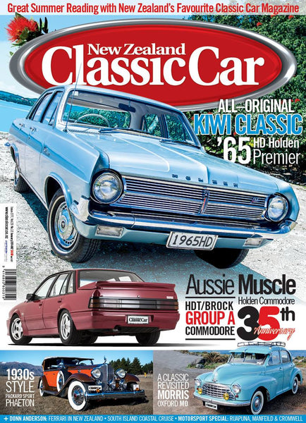 New Zealand Classic Car 277, January 2014