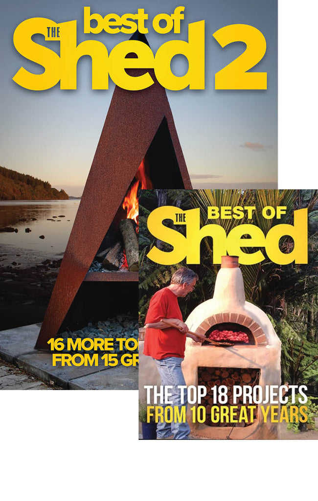 Best of The Shed Combo