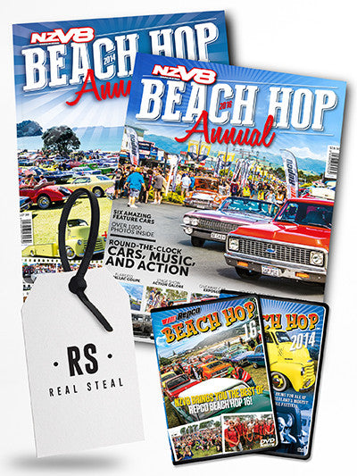 Beach Hop Annual 2014 & 2016 Combo