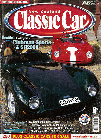 Promo Tagged New Zealand Classic Car Magstore Nz