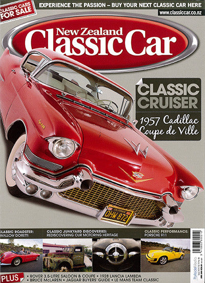 New Zealand Classic Car 210, June 2008