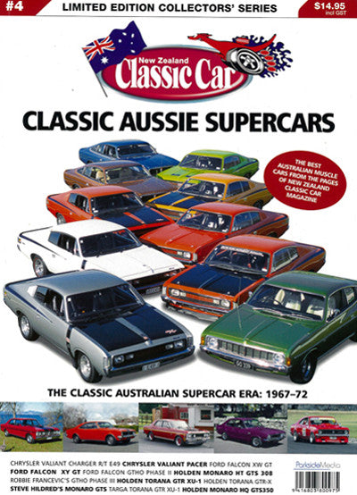 New Zealand Classic Car — Limited Edition 4