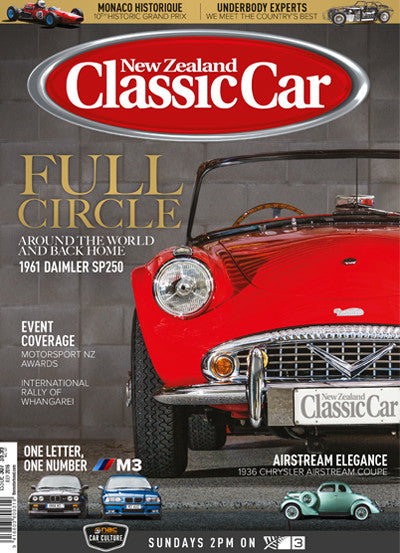 New Zealand Classic Car 307, July 2016