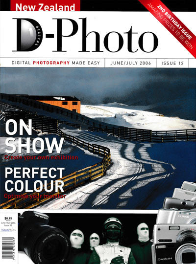 D-Photo 12, June–July 2006