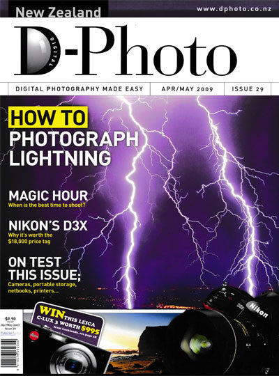 D-Photo 29, April–May 2009